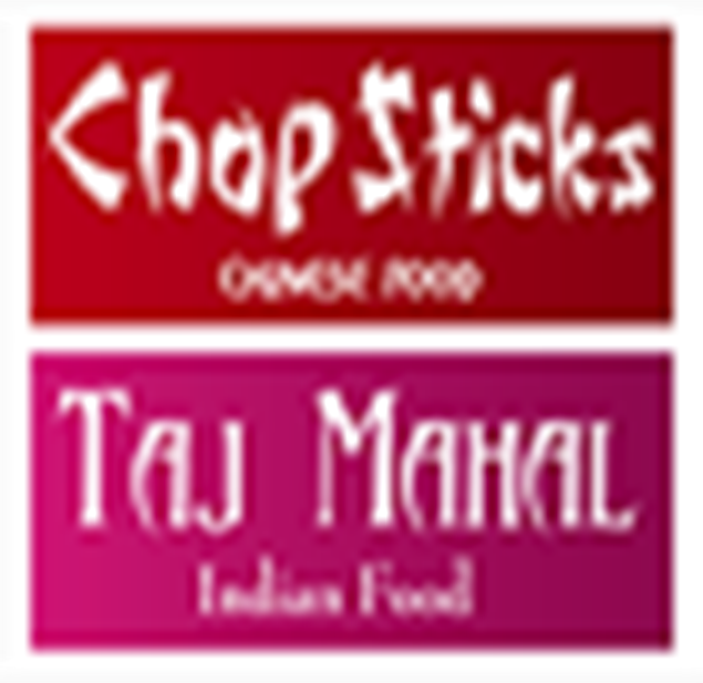Picture of Chop Sticks & Taj Mahal