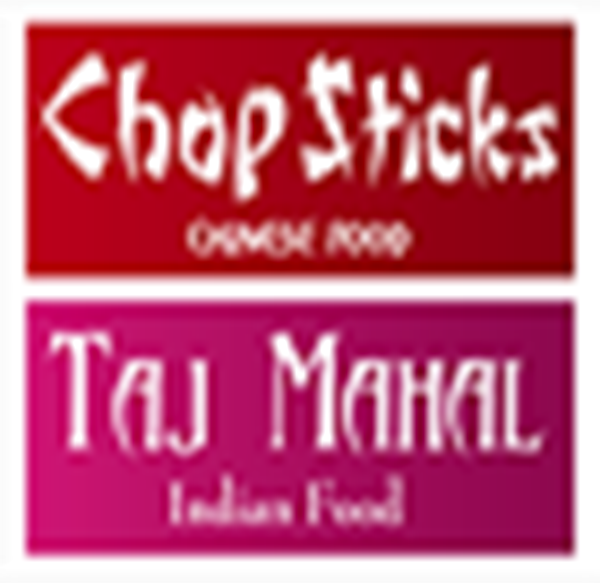 صورة Chop Sticks & Taj Mahal