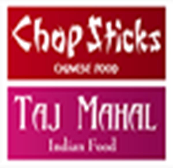 صورة Chop Sticks & Taj Mahal
