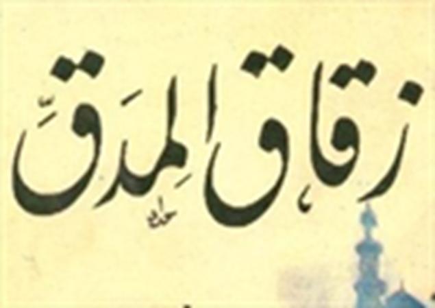 Picture of Zeqaq El Madaq